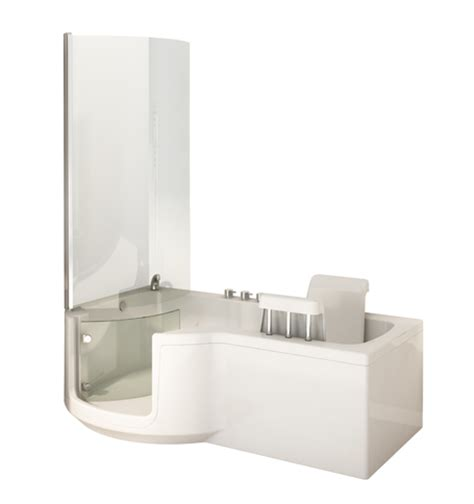 shower or bath p shape baths with shower 1700 or 1500mm access uk