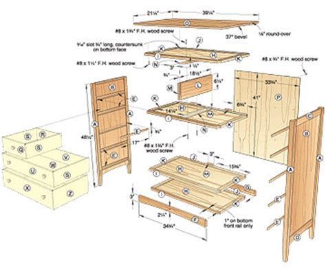 woodworking plans bedroom furniture plans for dresser free woodworking plans and projects