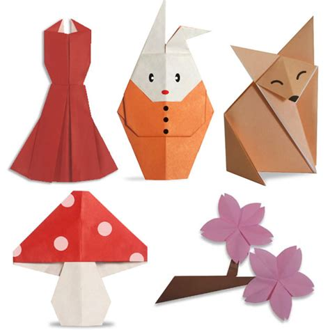 easy origami toys origami for children s paper toys