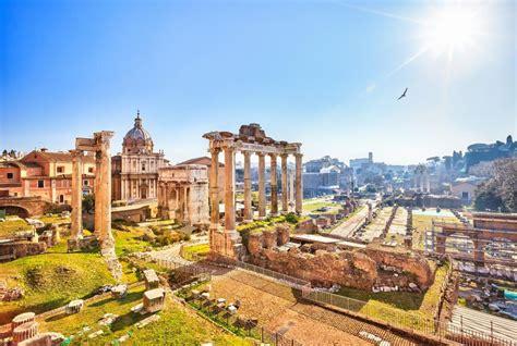 que era el foro romano foro romano y palatino entradas visitas horarios