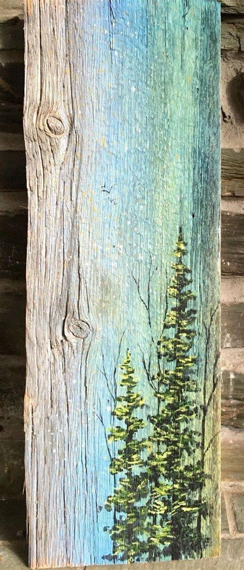 acrylic paint on wood ideas best 25 painted wood ideas on decorative wood