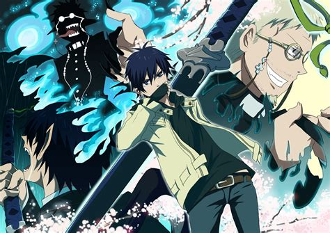 Ao No Exorcist Ao No Exorcist Photo 21074219 Fanpop