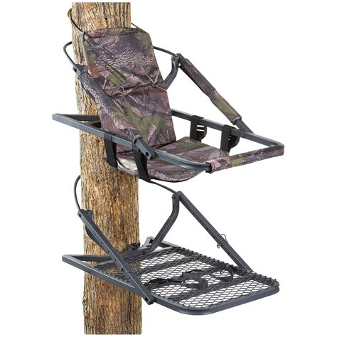 best real tree stand guide gear deluxe climber tree stand