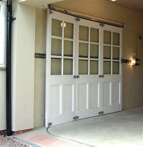 overhead sliding door hardware 25 best ideas about sliding garage doors on
