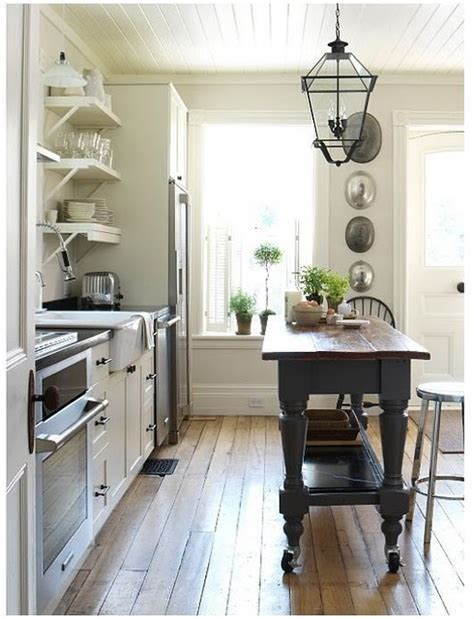 kitchen island decorating ideas our bungalow i m thinking about a farmhouse kitchen