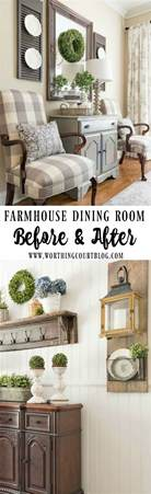 dining room wall decor ideas best 25 farmhouse dining rooms ideas on