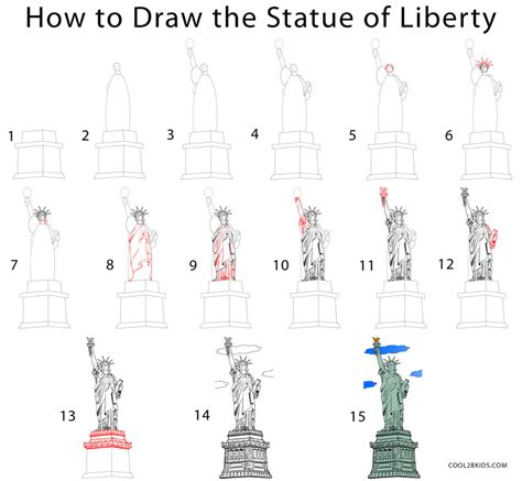 search results for statue of liberty drawing easy
