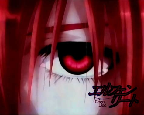 elfen lied crimsonhappinesshour anime review elfen lied
