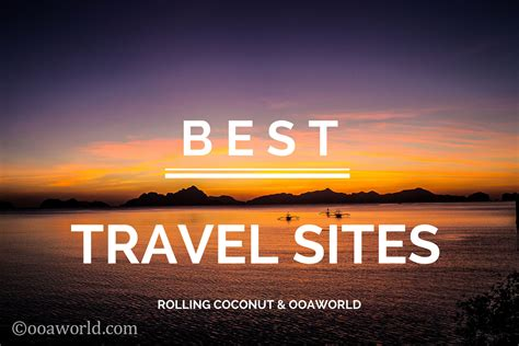 best sites best travel sites top 10 travel blogs per category ooaworld