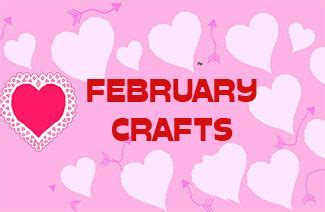 february crafts for 25 best ideas about february special days on