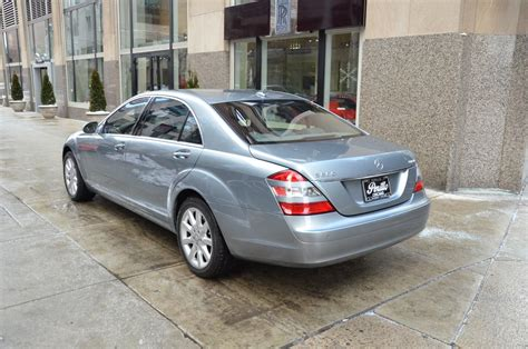 2008 Mercedes S550 For Sale by 2008 Mercedes S Class S550 4matic Stock B398a For
