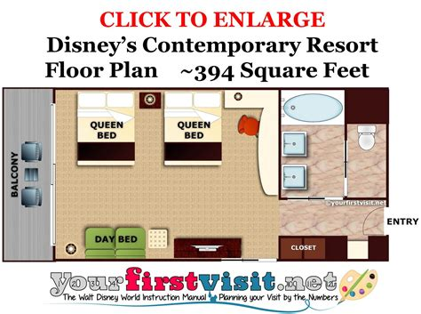 review disney s contemporary resort yourfirstvisit net