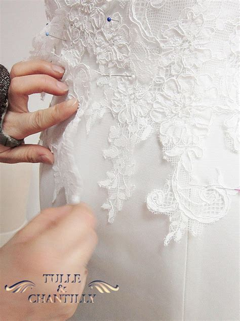 how to sew on tulle design your wedding dress custom made strappy tiered