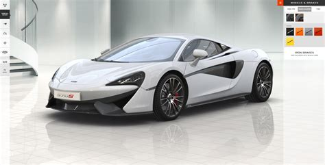 Mclaren Build And Price by 2016 Mclaren 570s Production Begins 184k Base Price