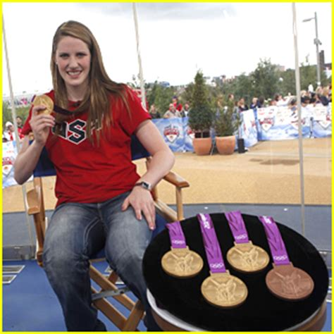 missy franklin i m proud of my size 13 feet 2012