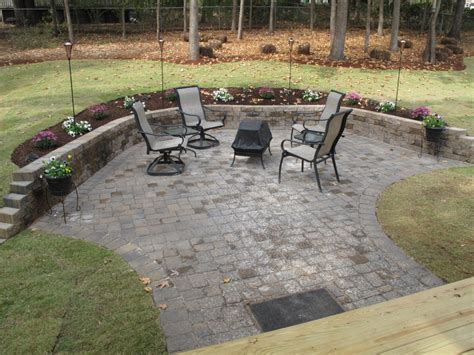 designs for patio pavers pavers for patio ideas