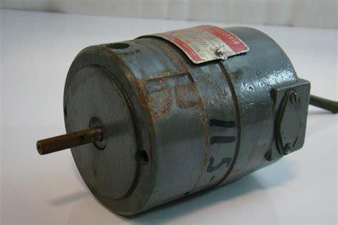 General Electric Dc Motors by General Electric Dc Motor 1 2hp 250v 35s 1725rpm