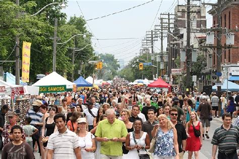 festival toronto july festivals blues lobster and rodeo vacay ca