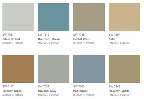 home depot historic paint colors favorite paint color trends for 2013 friday favorites