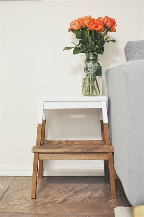 ikea bekvam stool diy makeovers that transform the ikea bekvam step stool