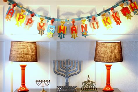 hannukah decorations september the march hanukkah decorations
