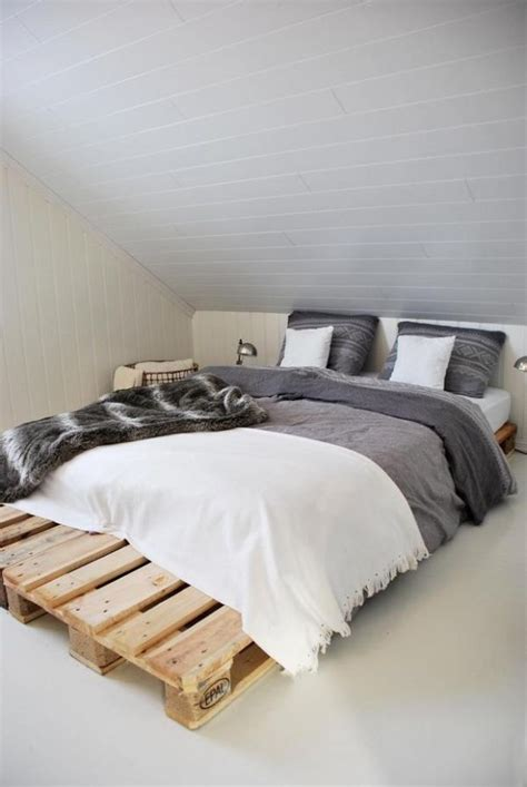 Home Office Design Trends 2014 pallet addicted 30 bed frames made of recycled pallets