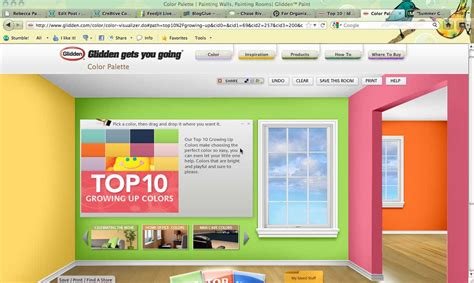 home depot paint color visualizer glidden paint at home depot home painting ideas