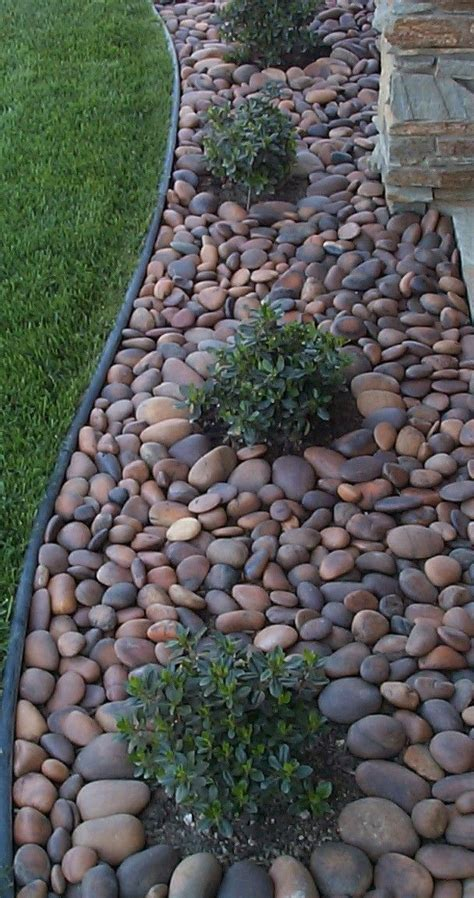 landscaping rocks and stones 25 best ideas about low maintenance landscaping on
