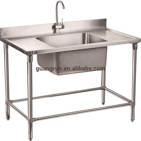 restaurant kitchen sinks catering equipment of restaurant used free standing heavy