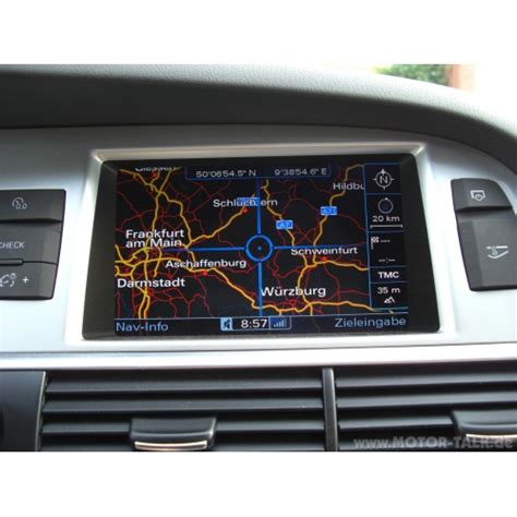 Audi Navigation Dvd by Audi Mmi 2g Europa Dvd Map 2017