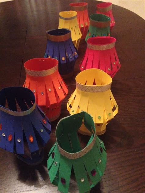 diwali paper lantern craft best 25 diwali craft ideas on diwali diwali