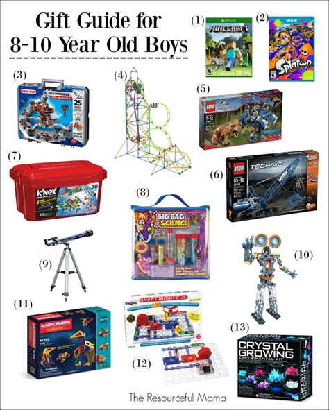 great gift ideas for 11 year boy gift ideas 8 10 year boys