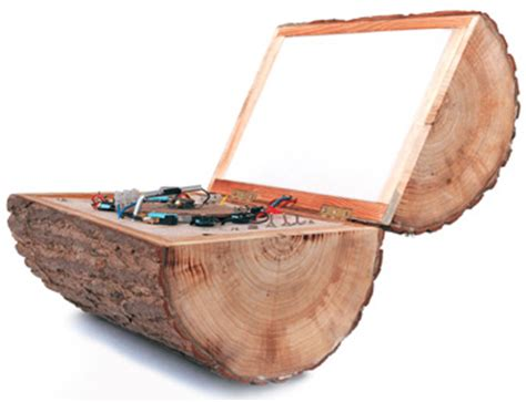 log woodworking the owl project synths in logs mutable instruments