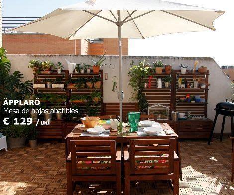 mueble jardin ikea terraza ikea