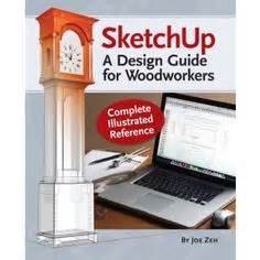 sketchup for woodworkers sketchup reference card tutorials cards