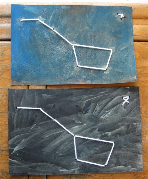 constellation crafts for constellation painting stitching for the