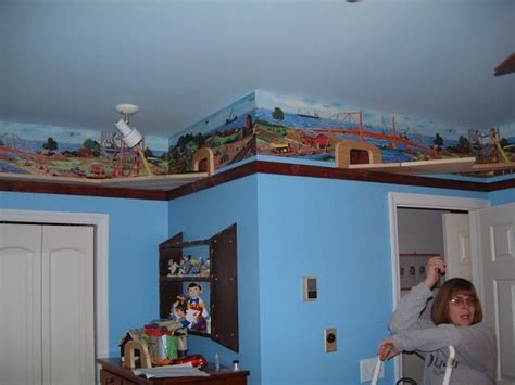 Woodland Wall Mural pin by meredith smith on kids rooms pinterest