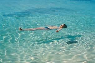 floating water paradigm shift