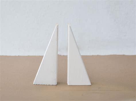 triangle rubber st stylish doorstop door stop 5 pack black