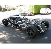 Videos Sires Road Going V16 Rat Rod  Authority