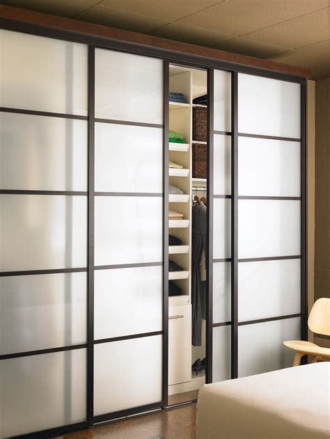 sliding doors for closets sliding glass closet doors