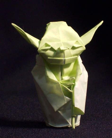 strange of origami yoda yoda origami 171 embroidery origami