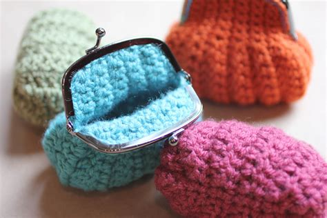 crocheting with crochet coin purse repeat crafter me