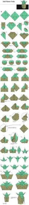 fumiaki kawahata origami yoda origami jedi master yoda designed by fumiaki kawahata