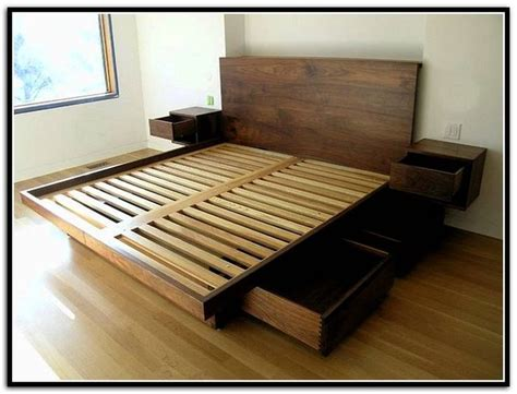 bed frame diy 25 best ideas about beds on