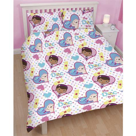 doc mcstuffins bedding set doc mcstuffins duvet cover pilowcases set new