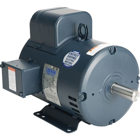 Reversible Electric Motor by Product Leeson Reversible Electric Motor 1 2 Hp 1800