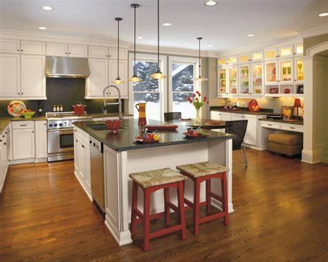 great kitchen aristokraft cabinetry traditional kitchen