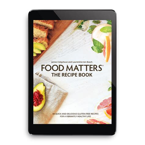 recipe book pictures food matters the recipe book ebook edition