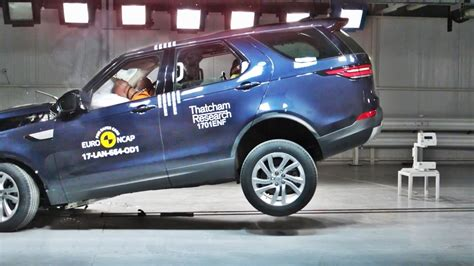 Range Rover Crash Test Ratings by 2017 Land Rover Discovery Crash Test